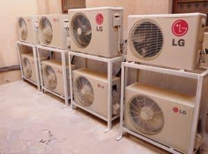 Hűtő- és légtechnikai rendszerszerelő