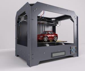 3d nyomtatás tanítása