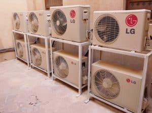 hűtőtechnikai rendszerszerelő