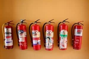 tűzvédelmis tanfolyam